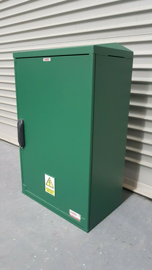 GRP Electric Enclosure Kiosk GRP Cabinet Meter Box