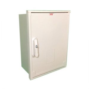 Electric Meter Box 400x500x210mm - Recessed