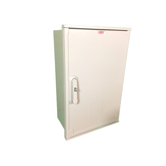 Recessed Electric Meter Box W395xH612xD214 mm