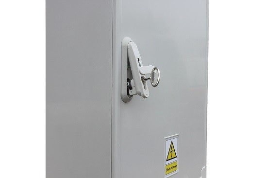 Electric Meter Box 530x600x245 mm Surface Mounted.