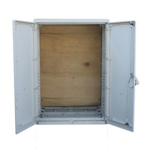 GRP Enclosure 800x1154x640 mm