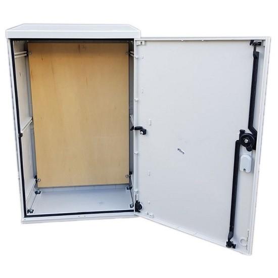 3 Phase Meter Box 530x800x320 mm